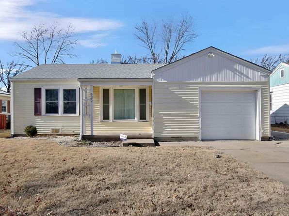 2 bed 1 bath Single Family at 639 S Christine St Wichita, KS, 67218 is for sale at 77k - 1 of 25