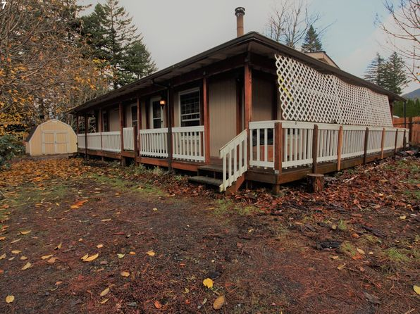 3 bed 2 bath Mobile / Manufactured at 427 SE Sunset Ave Cascade Locks, OR, 97014 is for sale at 175k - 1 of 17