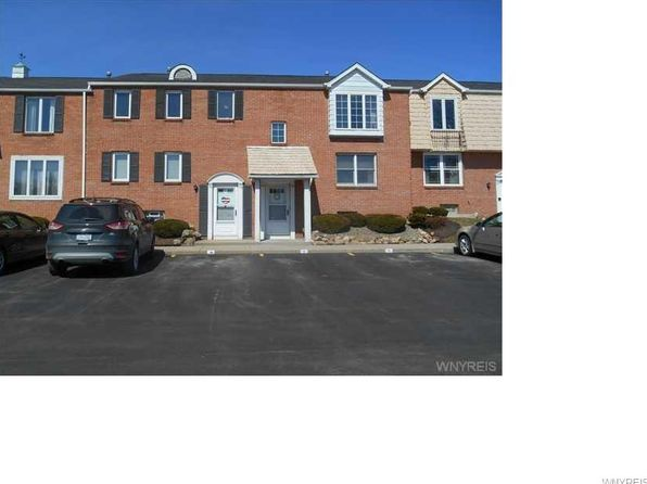2 bed 1 bath Townhouse at 3903 Bowen Rd Lancaster, NY, 14086 is for sale at 83k - 1 of 13