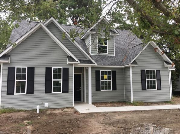 4 bed 3 bath Single Family at 3332 Gwin St Portsmouth, VA, 23704 is for sale at 200k - 1 of 23