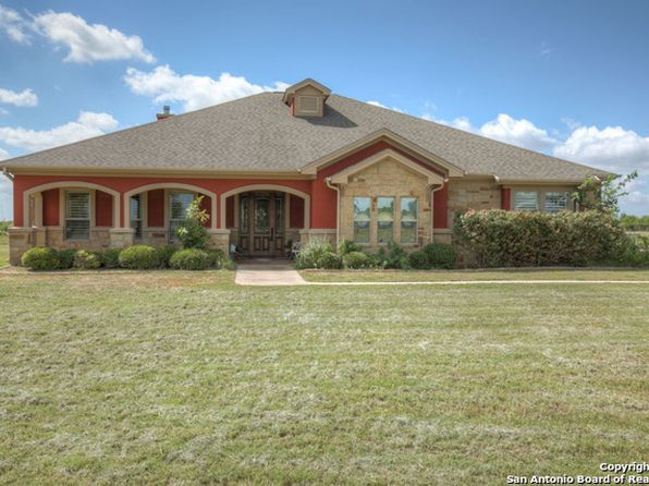 3 bed 3 bath Single Family at 5889 Youngsford Rd Marion, TX, 78124 is for sale at 579k - 1 of 23