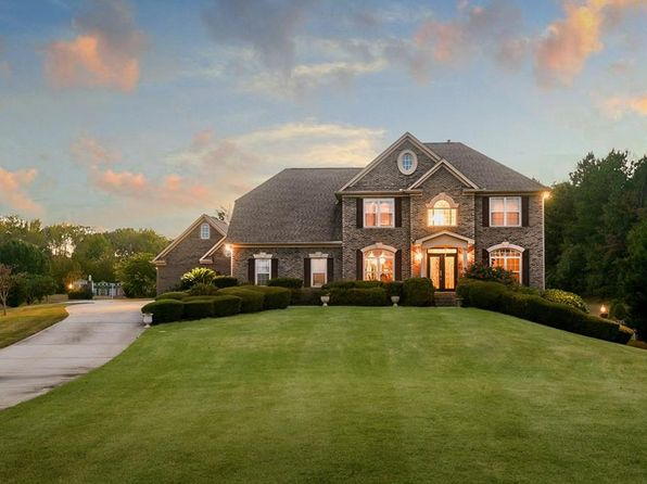 6 bed 5 bath Single Family at 175 Thistlewood Ln Fayetteville, GA, 30214 is for sale at 410k - 1 of 31