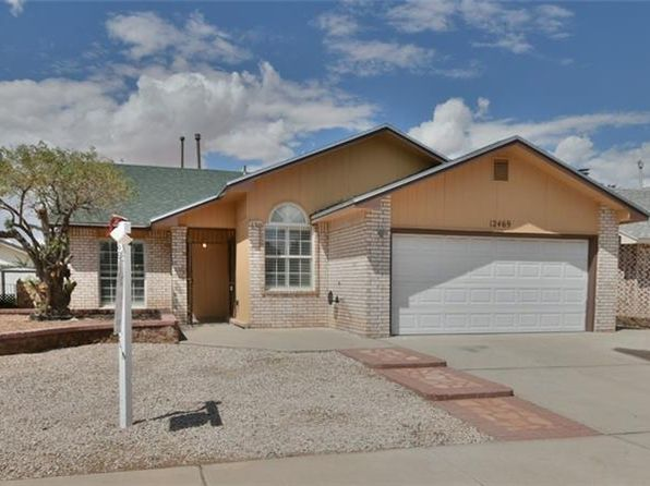 4 bed 2 bath Single Family at 12469 KARI ANNE DR EL PASO, TX, 79928 is for sale at 125k - 1 of 47