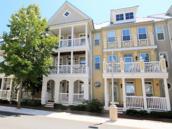 4 bed 4 bath Townhouse at 21 Sunset Island Dr Ocean City, MD, 21842 is for sale at 555k - 1 of 50