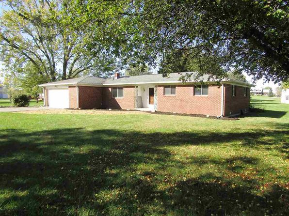 3 bed 2 bath Single Family at 5182 W 100 S Wabash, IN, 46992 is for sale at 140k - 1 of 22