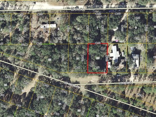 null bed null bath Vacant Land at  NE 62nd Pl Williston, FL, 32696 is for sale at 5k - google static map