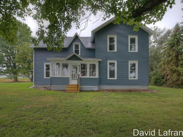4 bed 2 bath Single Family at 8249 Krupp Rd Belding, MI, 48809 is for sale at 240k - 1 of 42