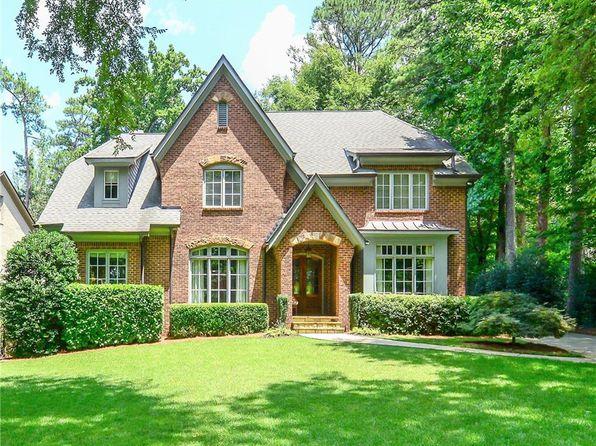 5 bed 7 bath Single Family at 3867 Wieuca Rd NE Atlanta, GA, 30342 is for sale at 1.23m - google static map