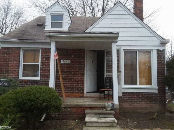 3 bed 1 bath Single Family at 11640 SOMERSET AVE DETROIT, MI, 48224 is for sale at 25k - google static map
