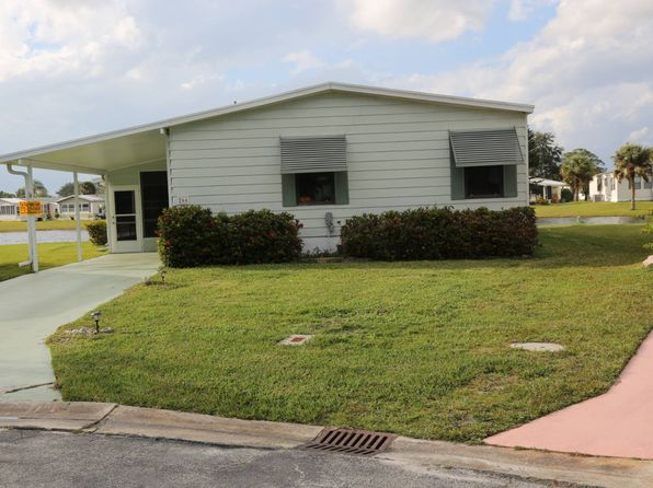 2 bed 2 bath Mobile / Manufactured at 266 Longpointe Ct Vero Beach, FL, 32966 is for sale at 30k - 1 of 34