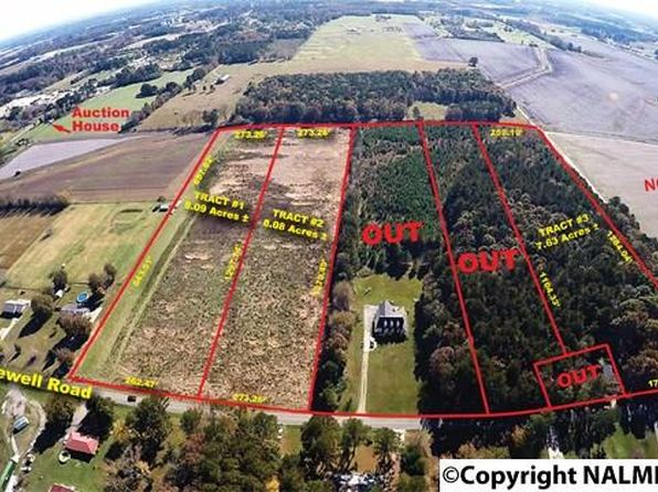 null bed null bath Vacant Land at 19196 Sewell Rd Athens, AL, 35614 is for sale at 0 - 1 of 3