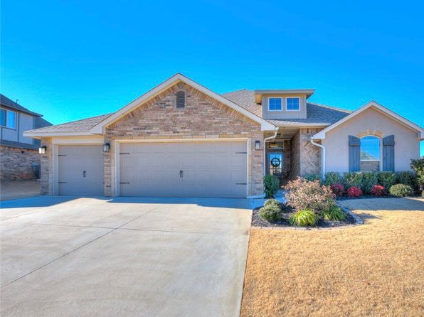 4 bed 2 bath Single Family at 4817 ARBUCKLE DR EDMOND, OK, 73025 is for sale at 245k - 1 of 28