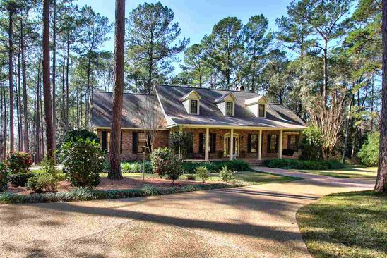 5 bed 6 bath Single Family at 6982 STANDING PINES LN TALLAHASSEE, FL, 32312 is for sale at 795k - google static map