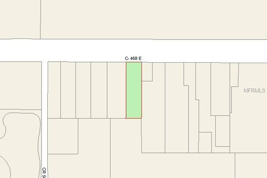 null bed null bath Vacant Land at 5115 E County Road 468 Wildwood, FL, 34785 is for sale at 225k - google static map