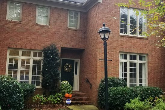 3 bed 4 bath Townhouse at 12 PACES WEST DR NW ATLANTA, GA, 30327 is for sale at 845k - google static map