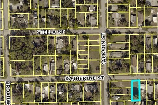 null bed null bath Vacant Land at 2318 Katherine St Fort Myers, FL, 33901 is for sale at 10k - google static map