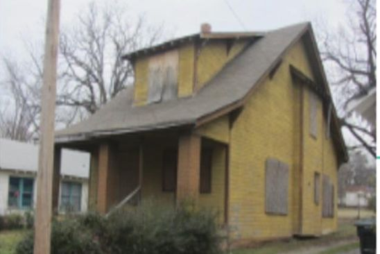 2 bed 1 bath Single Family at 2405 S PINE ST LITTLE ROCK, AR, 72204 is for sale at 6k - google static map