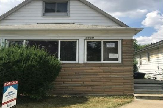 3 bed 1 bath Single Family at 3550 S ANNABELLE ST DETROIT, MI, 48217 is for sale at 3k - google static map