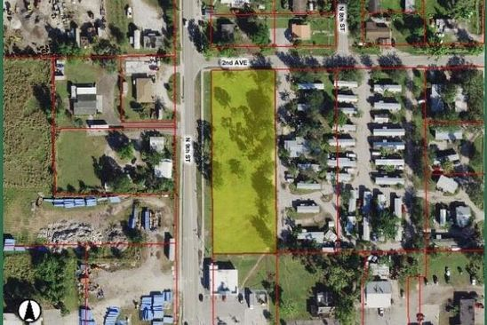 null bed null bath Vacant Land at 110 N 9th St Immokalee, FL, 34142 is for sale at 950k - google static map