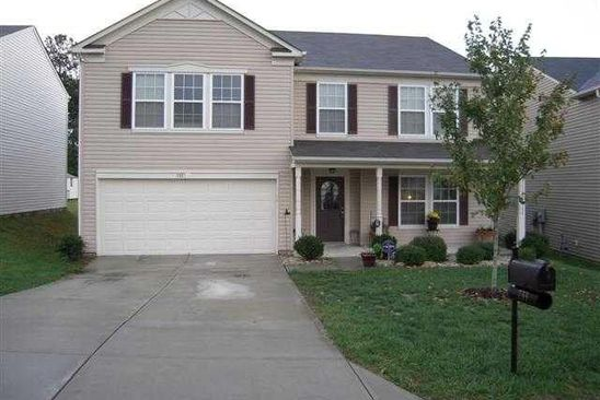 4 bed 3 bath Single Family at 733 NANNYBERRY LN CONCORD, NC, 28025 is for sale at 215k - google static map