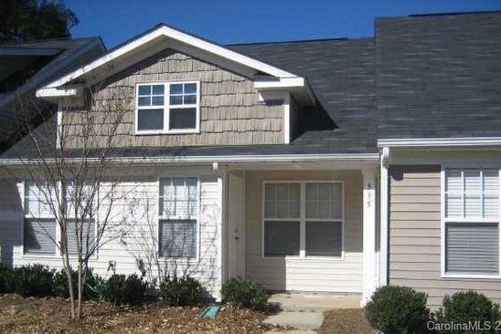 2 bed 2 bath Townhouse at 535 FAWNBOROUGH CT ROCK HILL, SC, 29732 is for sale at 94k - google static map