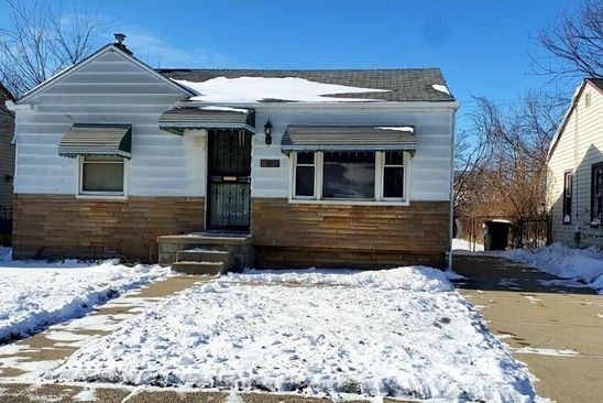 2 bed 1 bath Single Family at 19697 Dwyer St Detroit, MI, 48234 is for sale at 40k - google static map