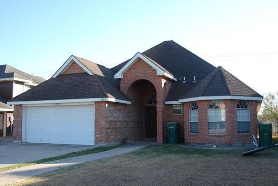 3 bed 3 bath Single Family at 614 MELANIE DR PHARR, TX, 78577 is for sale at 110k - google static map