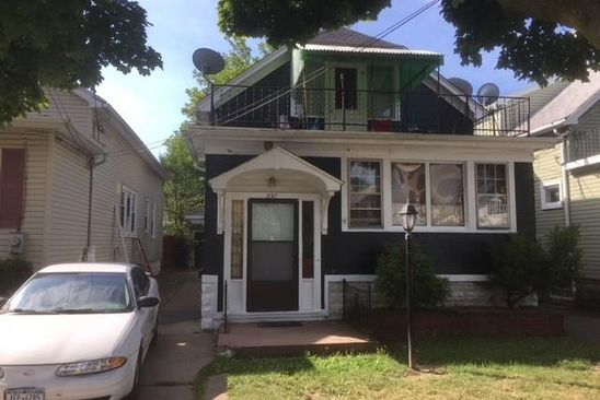 5 bed 2 bath Multi Family at 237 ROUNDS AVE BUFFALO, NY, 14215 is for sale at 89k - google static map