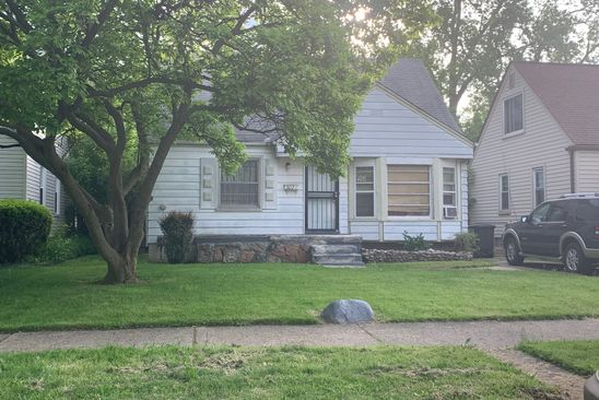 3 bed 1 bath Single Family at 20211 Lindsay St Detroit, MI, 48235 is for sale at 25k - google static map