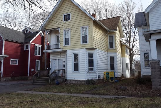 4 bed 2 bath Multi Family at 153 GRAND ST LOCKPORT, NY, 14094 is for sale at 50k - google static map