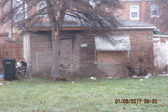 1 bed 1 bath Single Family at 9627 S HARVARD AVE CHICAGO, IL, 60628 is for sale at 9k - google static map