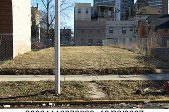 0 bed null bath Vacant Land at 4027 S Calumet Ave Chicago, IL, 60653 is for sale at 75k - google static map