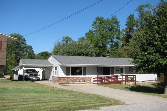 3 bed 2 bath Single Family at 306 Madeline Ave Bloomfield, IN, 47424 is for sale at 97k - google static map