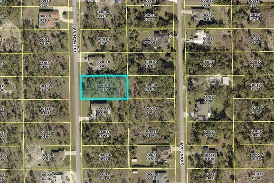 null bed null bath Vacant Land at 710 Truman Ave Lehigh Acres, FL, 33972 is for sale at 7k - google static map