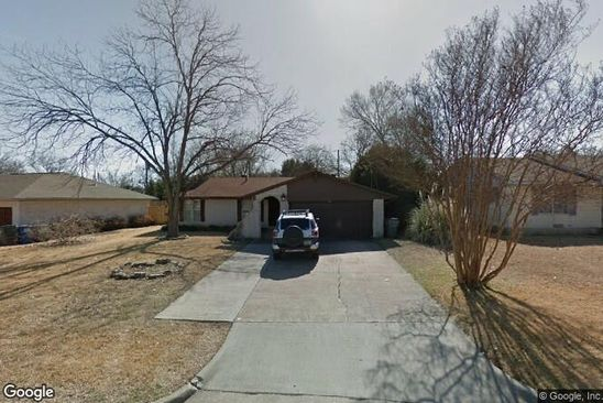 3 bed 2 bath Single Family at 407 OLA LN ALLEN, TX, 75013 is for sale at 215k - google static map