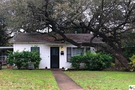 2 bed 1 bath Single Family at 1103 N WALL ST BELTON, TX, 76513 is for sale at 64k - google static map