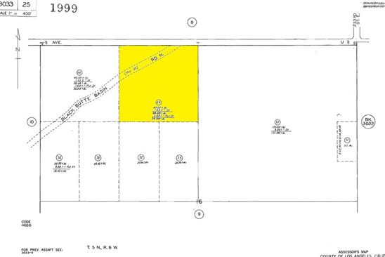 null bed null bath Vacant Land at 0 Vac/Ave U Drt /Vic Black Butte null, CA, 93591 is for sale at 52k - google static map