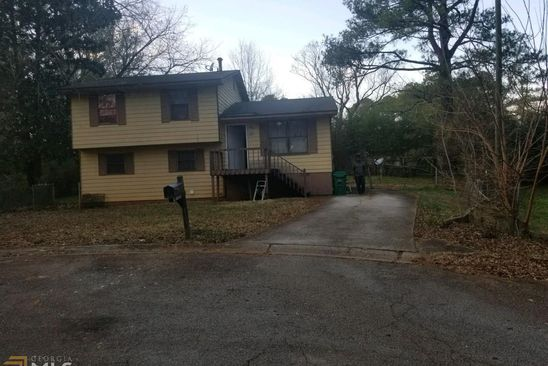 4 bed 2 bath Single Family at 2785 Stardust Ct Decatur, GA, 30034 is for sale at 110k - google static map