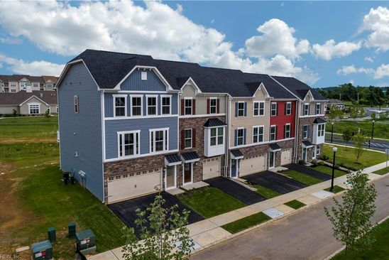 3 bed 2.5 bath Condo at 932 Parley Pl Chesapeake, VA, 23323 is for sale at 320k - google static map