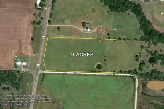 null bed null bath Vacant Land at 30 South Rd Whitesboro, TX, 76233 is for sale at 189k - google static map