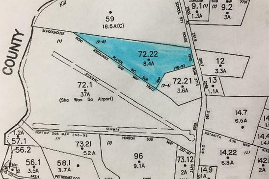 null bed null bath Vacant Land at  Stone School House Rd Bloomingburg, NY, 12721 is for sale at 169k - google static map
