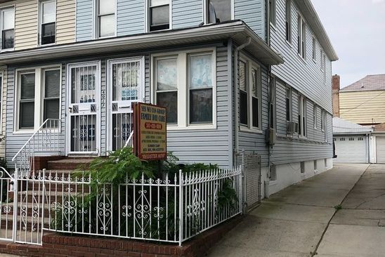 7 bed 3 bath Multi Family at 4017 Avenue D Brooklyn, NY, 11203 is for sale at 679k - google static map