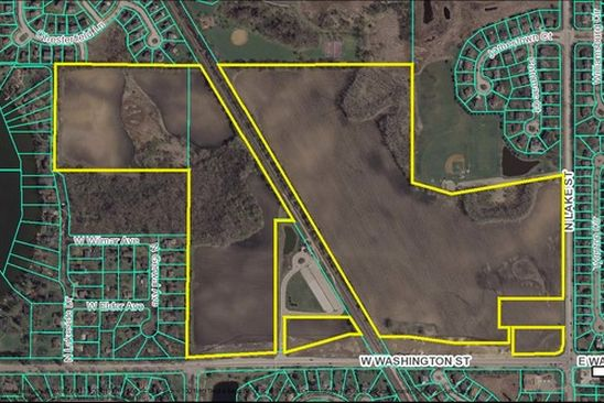 null bed null bath Vacant Land at 21238 W Washington St Grayslake, IL, 60030 is for sale at 5.74m - google static map