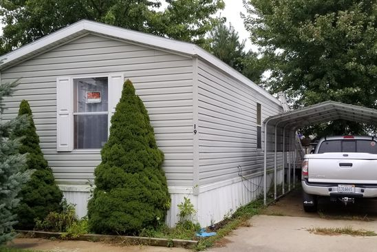 3 bed 1 bath Mobile / Manufactured at 16 W Wasson Rd Amboy, IL, 61310 is for sale at 17k - google static map