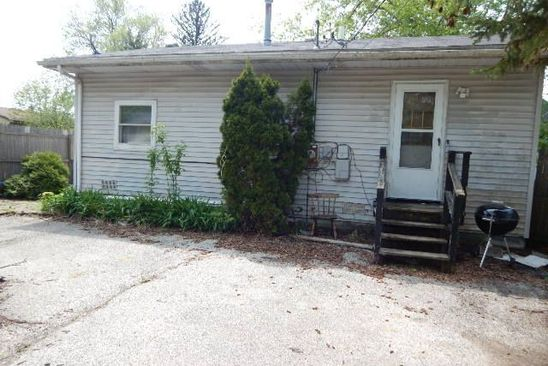 2 bed 1 bath Single Family at 3015 GIDEON AVE ZION, IL, 60099 is for sale at 40k - google static map