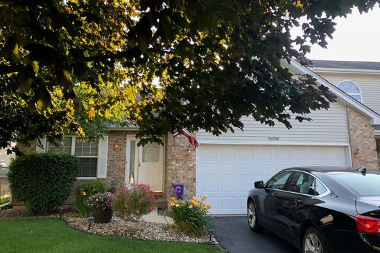 2 bed 2 bath Condo at 16058 FAIRFIELD DR PLAINFIELD, IL, 60586 is for sale at 190k - google static map