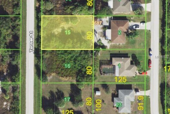 null bed null bath Vacant Land at 7122 TURNER ST ENGLEWOOD, FL, 34224 is for sale at 8k - google static map