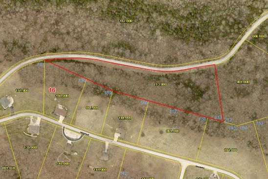 null bed null bath Vacant Land at  Tbd Lone Oak Dr Cape Fair, MO, 65624 is for sale at 17k - google static map