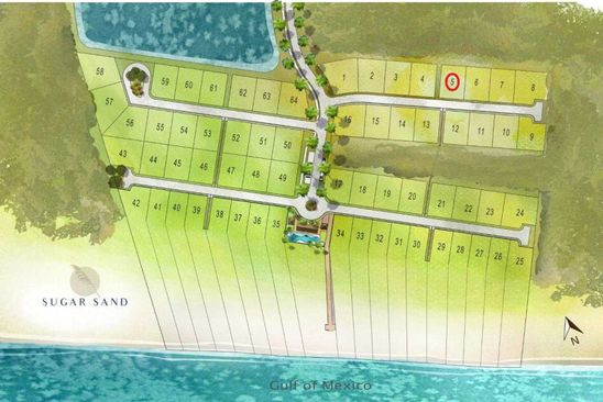 null bed null bath Vacant Land at 217 Sugar Sand E Mexico Beach, FL, 32410 is for sale at 145k - google static map