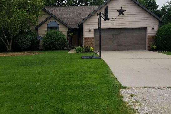 5 bed 3 bath Single Family at 62987 KRUPP COUNTRY LN NEVADA, IA, 50201 is for sale at 310k - google static map